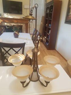 Hanging Chandelier light fixture for Sale in Kirkland,  WA