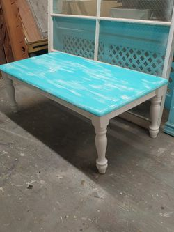 Solid Wood Coastal Coffee Table for Sale in Largo,  FL