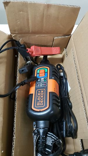 6 volt 12 volt automatic battery maintainer for Sale in Pompano Beach, FL
