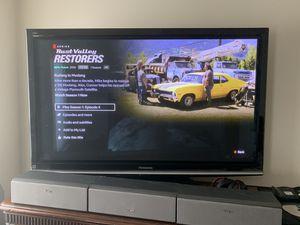 "Panasonic 55"" TV for Sale in Alexandria, VA"
