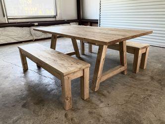 Modern Farmhouse Table for Sale in Bellevue,  WA