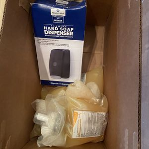 Ecolab Hand Soap Dispenser And Soap for Sale in Missouri City, TX