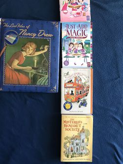 Children's Mystery Books Nancy Drew And More for Sale in San Diego,  CA