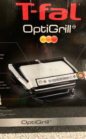 T-Fal OptiGrill GC702D53 Indoor Grill New! for Sale in Depew, NY