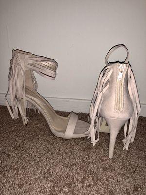 Fringe Heel - Size 8 for Sale in Ann Arbor, MI
