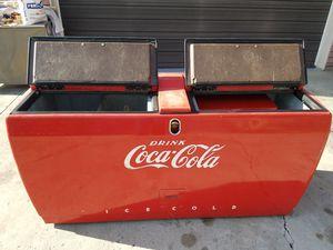 Antique collectible Coca-Cola refrigerator for Sale in Salt Lake City, UT