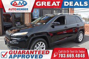2017 Jeep Cherokee for Sale in Leesburg, VA