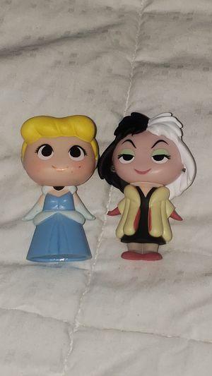 Cinderella & Cruella Deville Mini for Sale in Ontario, CA