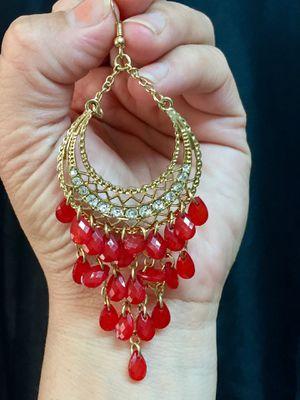 beautiful earrings for Sale in Bayonne, NJ