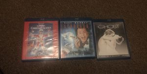 Blue ray movies for Sale in Mechanicsburg, PA