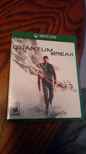 Quantum Break for xbox one for Sale in Victorville, CA