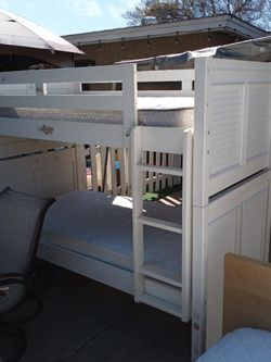 White Bunk Beds for Sale in Chula Vista,  CA