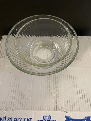 Pyrex ribbed bowls for Sale in Cape Coral, FL