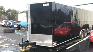 Enclosed Vnose Aluminum Trailers All sizes for Sale in Brooklyn, NY