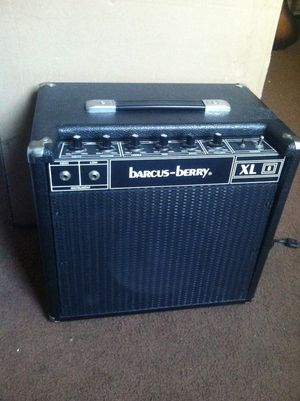 Amplifier for Guitar or Microphone etc for Sale in Ephrata, PA