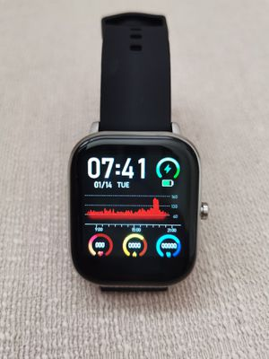 (W2)Smart Watch Heart Rate Monitor Sports Tracker Waterproof Bluetooth Call for Sale in Rowland Heights, CA