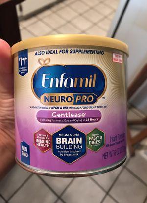 Enfamil Baby Formula (Gentlease) for Sale in Houston, TX