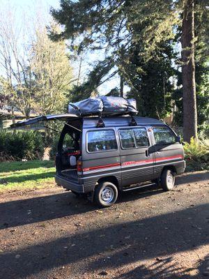 Suzuki Landventure 4x4 Van 1985 (Imported) - Restored for Sale in Seattle, WA