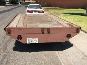 Utility trailer for Sale in Chico, CA