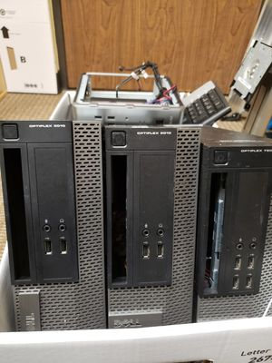 Computer parts for Sale in Houston, TX