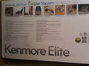 Kenmore Eliye Vaccum for Sale in Pearl City, HI