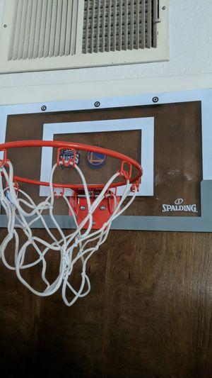 Spalding Over The Door Basketball Hoop for Sale in Modesto, CA