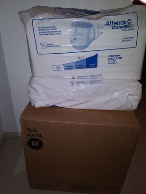 Diapers attends for Sale in Allentown, PA
