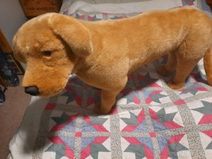 Life size Yellow Lab for Sale in Yucaipa, CA
