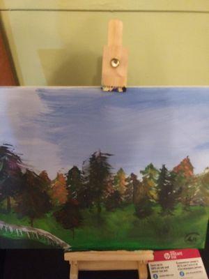 Forest behind my house for Sale in Vanderbilt, MI
