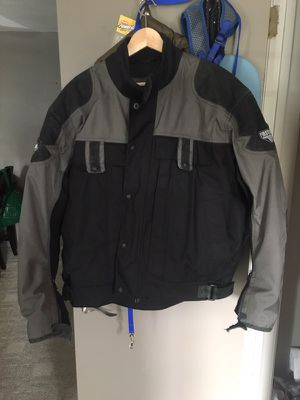 First Gear Motorcycle All season Jacket XL for Sale in Langhorne, PA
