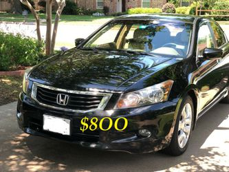 ✅✅👉💲8OO URGENT I sell my family car 🔥🔥2OO9 Honda Accord Sedan V6 EX-L power start Runs and drives very smooth.🟢🟢 for Sale in Columbus,  OH