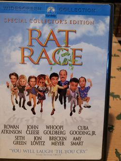 Rat Race DVD for Sale in Seabrook,  TX