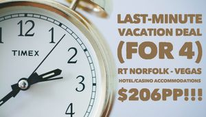 🚨 Las Vegas Vacation 🚨 for Sale in Virginia Beach, VA
