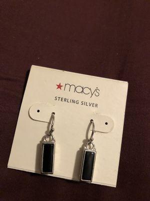 New sterling silver earrings for Sale in Cumming, GA