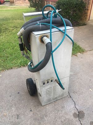 Carpet Extractor Shampoo Machine Namco The Scooter for Sale in Houston, TX