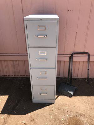 4 Drawer File cabinet for Sale in Phoenix, AZ