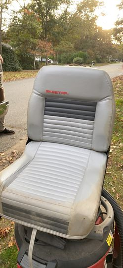 Skeeter bass boat seat for Sale in Northbridge,  MA