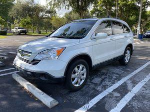2007 Honda CRV EXL for Sale in Miami, FL