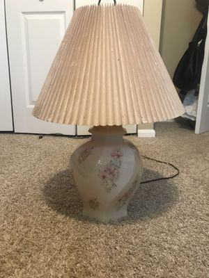 2 matching lamps for Sale in Germantown, MD