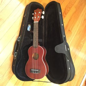 *ukulele + case for sale* LIKE NEW for Sale in Philadelphia, PA