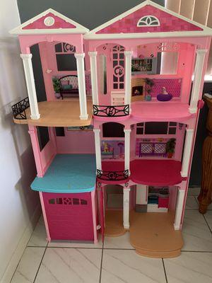 Barbie doll house for Sale in Tamarac, FL