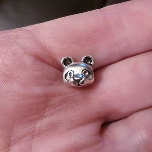 SILVER PLATED BEAR CHARM for Sale in Philadelphia, PA