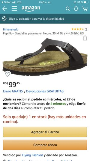 BIRKENSTOCK Seis 39 for Sale in Los Angeles, CA