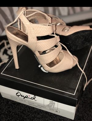 Qupid heels new size 7.5 for Sale in Slidell, LA