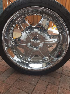 22's DUB'S Clean rims for Sale in Manassas, VA