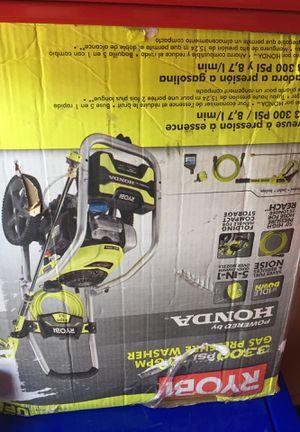 Ryobi 3300psi pressure washer for Sale in Boiling Springs, SC