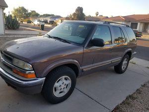 2000 Chevy Blazer for Sale in Peoria, AZ