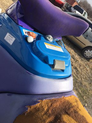 1995 Kawasaki jet ski and trailer $1000 good title runs needs seat cover for Sale in Moore, OK