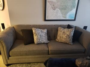 Ashley home store couch and loveseat for Sale in Lexington, SC