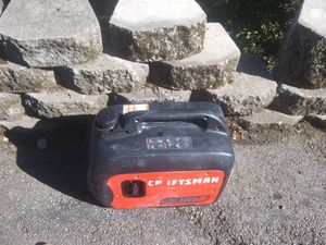 Craftsman 3000 watt portable generator for Sale in Nashville, TN